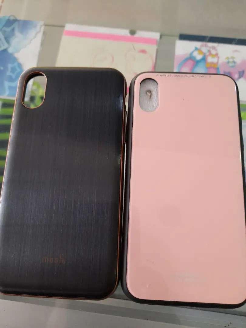 Lindos estuches iPhone X nuevos
