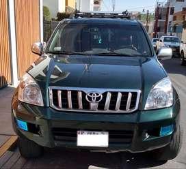 Vendo camioneta Toyota Land Cruiser Prado