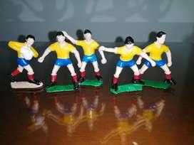 Figuras vintage selección Colombia