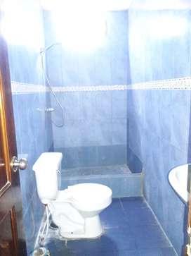 Departamento de alquiler 3 dormitorios y un Baño y lavandería
