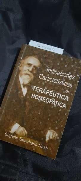 Libro de homeopatía original escrito por Eugene Beauharis