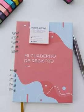 Mi Cuaderno de Registro