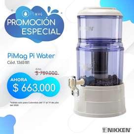 filtros Purificadores de Agua NIKKEN