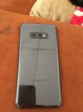 Samsung galaxy s10e vendo o cambio por iphone