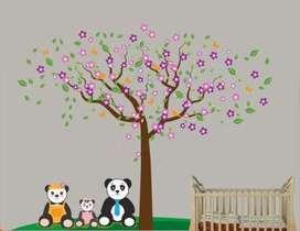 Vinilos Infantiles con imagenes muy tiernas para nuestros bebes