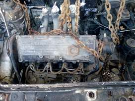Motor diesel Fiat duna 1.7