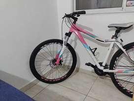 Bicicleta MTB aluminio 27 5