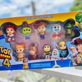Colección juguetes toy story