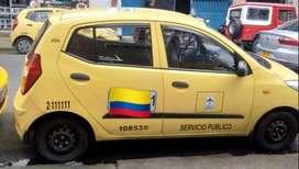 Vendo Taxi Hyundai i-10 NEGOCIABLE. Excelente estado. Listo para trabajar.