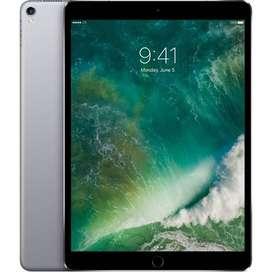 """IPad Pro Apple de 10,5 """"(64 GB, Wi-Fi + 4G LTE, gris espacial)"""