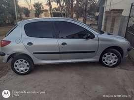 Peugeot 206 2009 Nafta