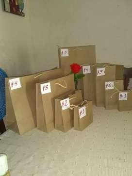 Bolsas de regalo de todos los tamaños