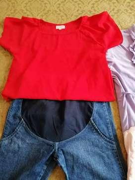 Hermosa ropa maternal todo a 20$