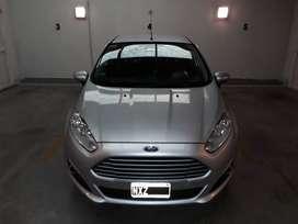 Ford Fiesta Kinetic SE. año 2014. 74.000 KM. Excelente oportunidad, Impecable!