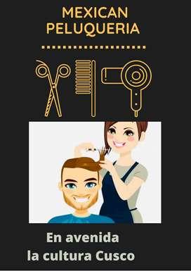 Corte de cabello y spa para caballeros