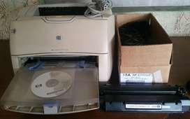 Toner e Impresora Láser HP C7115A