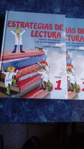 Estrategias de lecturas para mejorar la comprensión