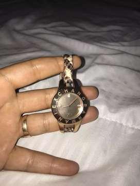 Reloj armanie usado