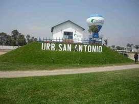Remato 1 o 2 terrenos Urbanizacion san antonio de carabayllo 133 y 135mt2