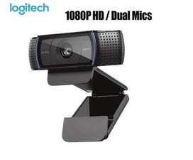 Logitech C920s PRO, Webcam HD Pro / Videochats Full HD 1080p