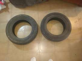 VENDO CUBIERTAS 195/65 R 15 Michelin