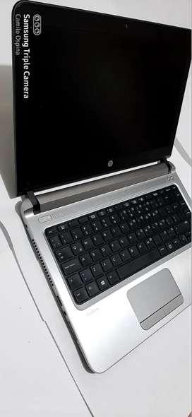 Hp Probook 430 G3 Core I5-6200u, 2.30 Ghz, 8gb Ram, 500gb Dd