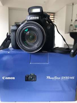 Se vende: Cámara Digital Canon PowerShot SX50 HS