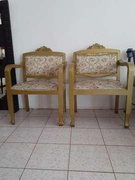 Hp sillones antiguos