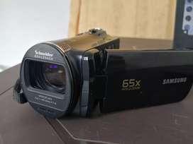 Cámara de vídeo Samsung 65x intelli-zoom