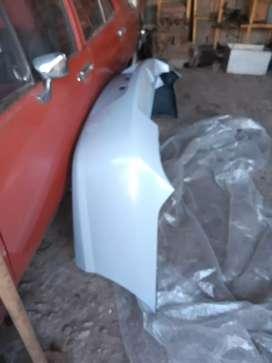 Paragolpe trasero de Renault symbol original