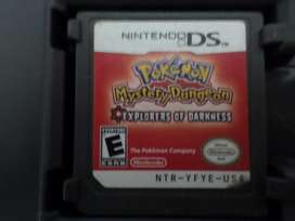 Pokemon Mystery Dungeon: Explorers Of Darkness - D