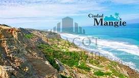 CREDITO DIRECTO-SIN GARANTE, TERRENOS URBANIZADOS FRENTE AL OCEANO PACIFICO, URBANIZACION CIUDAD MANGLE, S1