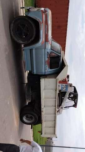 Vendo bobcat 763 y o camión