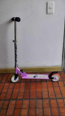 Vendo Scooter Patineta Infantil