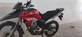 Vendo moto Honda xr300