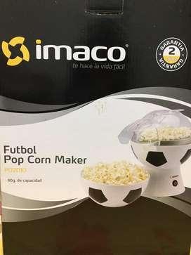 Remato Pop Corn Maker en buen estado