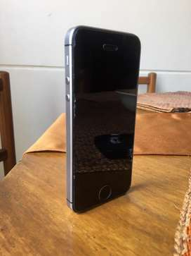 iPhone SE 64gbs Space Gray