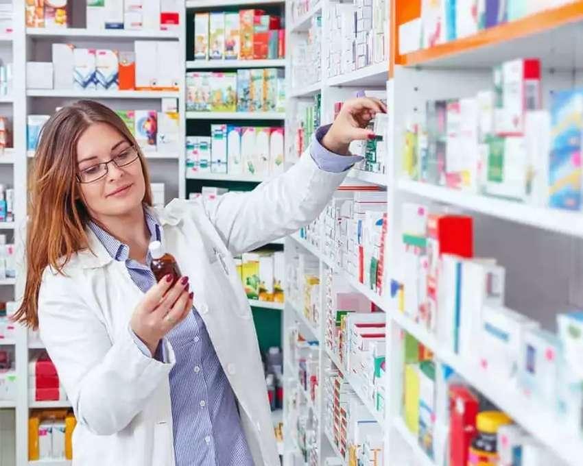 Se busca auxiliar farmacia 0