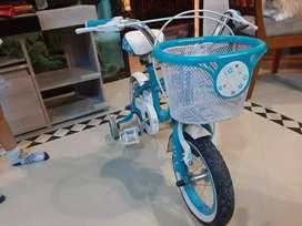 Bicicleta para niña en buen estado negociable