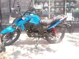 Vendo Honda Cb 125 0km