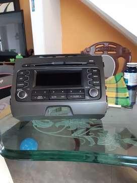 Radio kia sportage buen estado