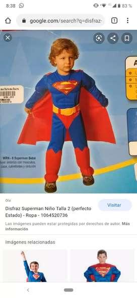 Difraz de superman 6 - 12 meses