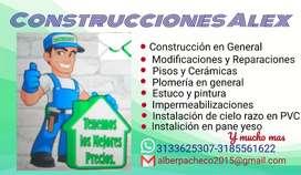 Maestro de Albañileria Todo en Construcc