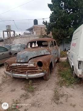 Vendo Chevrolet 46 stilmaster