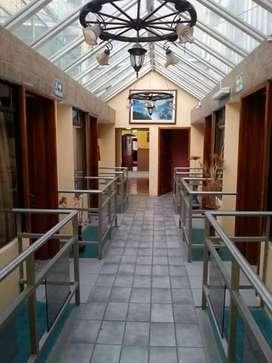 HOSTAL EN VENTA, EXCELENTE UBICACION, AV. COLON, CENTRO NORTE.