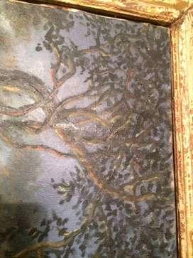 Obra Antigua Maestro Carlos Diaz Forero 1946