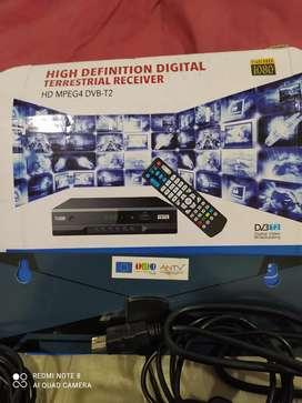Decodificador TDT High Definition Digital