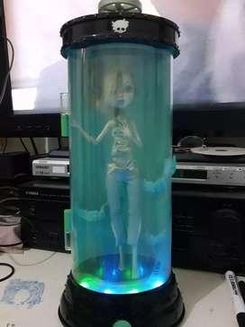 Lámpara de Monster High con Laguna Blue