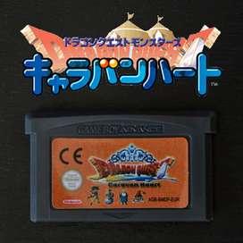 Juego DRAGON QUEST - CARAVAN HEART para Nintendo Game Boy Advance