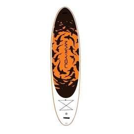 Tabla Stand Up Paddle board Sup inflable MAX-YOU naranja
